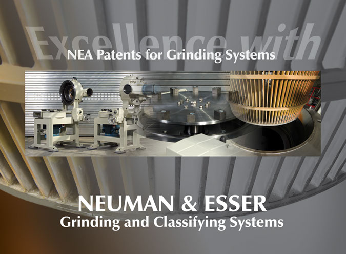 Po  NEA Patents For Grinding